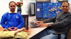 """Desarrollador de software de origen indio en EE.UU.: """"Falun Dafa es mi plan de vida perfecto"""""""