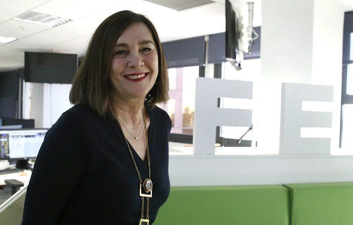 La pasarela de Madrid llega más diversa y nocturna La directora de la Mercedes-Benz Fashion Week Madrid, Charo Izquierdo. EFE/Archivo