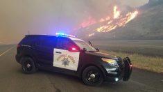 La ola de calor en California marca temperaturas históricas y aviva incendios