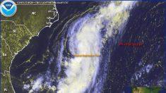 Se forma frente a Carolina del Norte la tercera depresión tropical