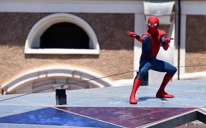 Muere en Nueva Yok Steve Ditko, uno de los creadores de Spider Man En la imagen un registro del célebre superhéroe Spider-Man. EFE/Archivo
