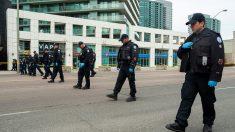 Toronto en estado de alerta tras un