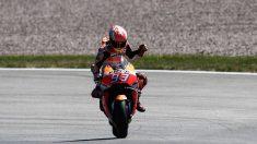 Iannone el más rápido, Bautista mejor que Márquez y Lorenzo