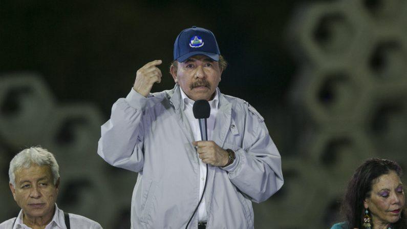 """El Departamento de Estado de EE.UU. pidió hoy """"enérgicamente"""" al presidente de Nicaragua, Daniel Ortega, que frene los ataques contra Masaya (oeste), una de las ciudades que mayor resistencia ha opuesto al mandatario. EFE/Archivo"""