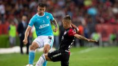 Técnico de Atlas dice que está satisfecho con el desempeño ante Querétaro