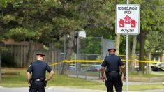 Diez heridos en un tiroteo masivo en Toronto