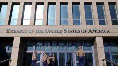 """EE.UU. ordenó a régimen cubano que cese las """"acusaciones infundadas"""" contra sus diplomáticos"""