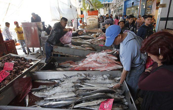 La Corte Internacional de Comercio de EE.UU. instó hoy a su administración a prohibir las importaciones de pescados y mariscos de México capturados con redes agalleras que capturan y matan a la vaquita marina, un cetáceo en peligro crítico de extinción, informó el Centro para la Diversidad Biológica. EFE/Archivo