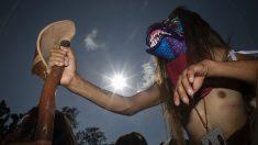 """Con honor y devoción """"tastoanes"""" recrean lucha de indígenas contra españoles"""