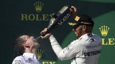 F1: Hamilton se va de vacaciones pensando en Fangio
