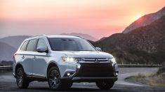 2018 Mitsubishi Outlander: Algunas virtudes, pero no suficientes