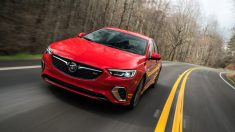 Buick Regal GS: China te espera