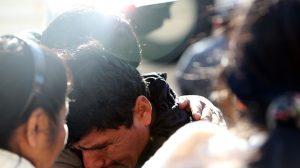 Náufragos del buque español hundido revelan momentos dramáticos vividos en alta mar