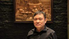 El artista de Jade, Ying-Hsiang Hsu, crea desde la vida y la naturaleza