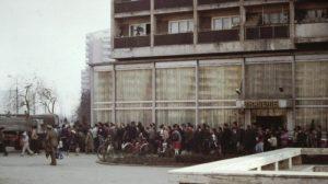 Recordando el racionamiento de comida bajo el comunismo