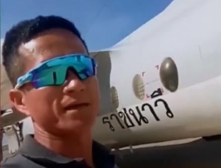 Buzo tailandés dejó mensaje en video antes de su viaje sin retorno a la cueva