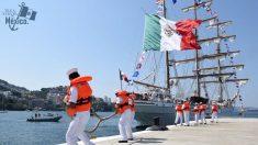 El espíritu marinero de 7 armadas de América Latina tomó las calles panameñas