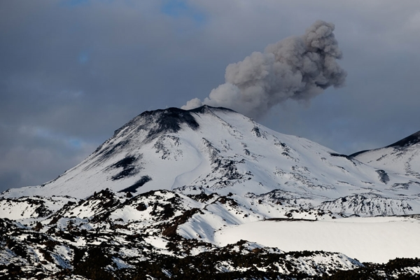 Emiten alerta por erupción y sismo de 3,7 en Biobío, Chile
