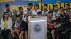 Niños de Tailandia nunca salieron de las cuevas buceando, la historia fue muy distinta