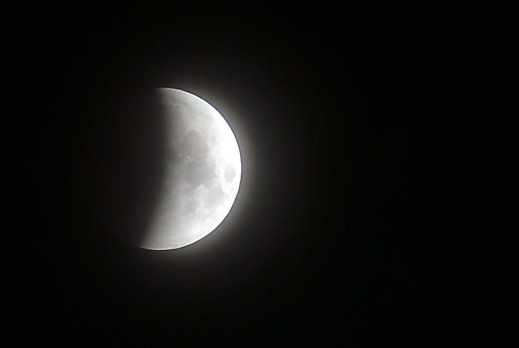 'Luna de sangre' en EL bierzo