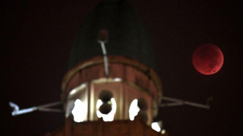 ¿Dónde será visible el eclipse lunar más largo del siglo XXI?