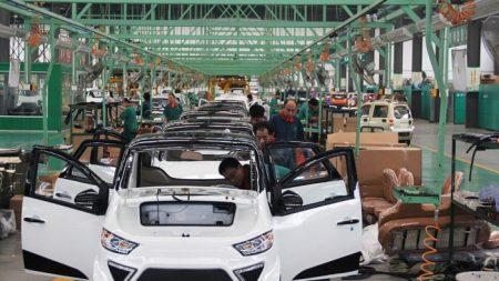 China desafía a Alemania en la industria del coche eléctrico con gran transferencia tecnológica