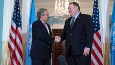 Secretario general de ONU dice que el TNP es un
