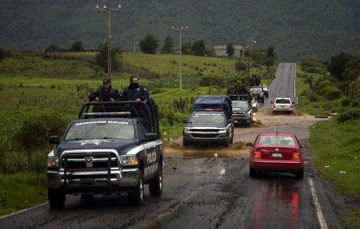 La ingeniería andaluza Ayesa se ha adjudicado un contrato por 325.753.500 pesos mexicanos (15 millones de euros) en México para supervisar la operación y el mantenimiento de 523 kilómetros de autopistas del país. (Foto de ENRIQUE CASTRO / AFP) (El crédito de la foto debe leer ENRIQUE CASTRO/AFP/Getty Images)