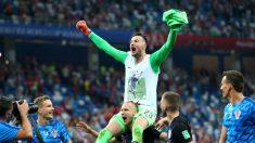 Mundial Rusia 2018: Croacia 1 (3) – Dinamarca 1 (2), los croatas se impusieron por poco en el show de los arqueros