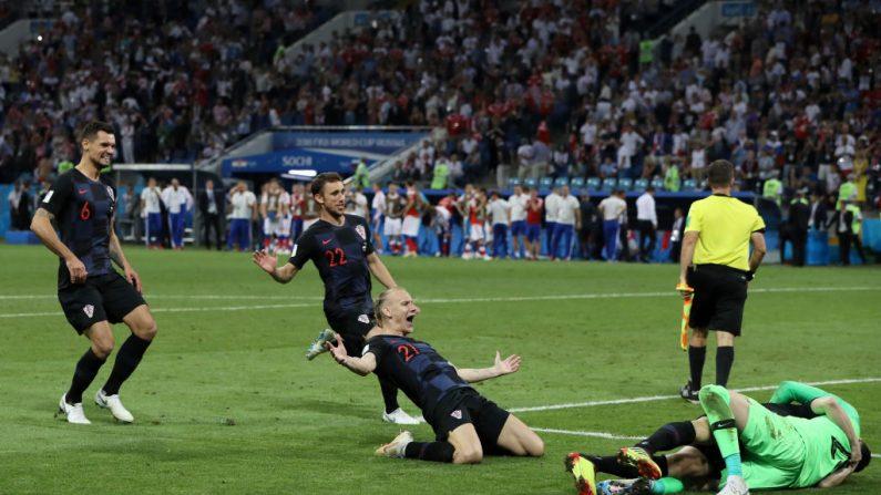 Mundial Rusia 2018: Rusia 2 (3) – Croacia 2 (4), la anfitriona cae en los penales en el partido más parejo de cuartos