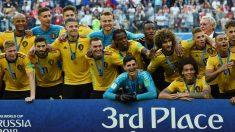 Bélgica vence 2-0 a Inglaterra y obtiene un merecido 3er puesto en la Copa del Mundo