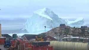 Este mini tsunami de un iceberg en Groenlandia desencadena una alerta de evacuación