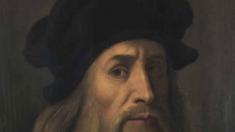 Exponen en México la Tavola Lucana en la muestra: 'Leonardo Da Vinci: el rostro del genio'