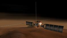 Detectan gran estanque de agua en Marte aumentando las esperanzas de encontrar vida