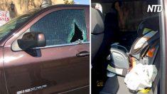 Llamó a la policía tras encerrar accidentalmente a su hijo en un auto a una temperatura de 38º C