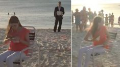 Este hombre planifica y documenta su propuesta de matrimonio durante 365 días antes de arrodillarse