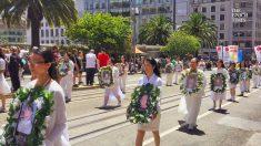 Desfile conmemorativo de la persecución a Falun Gong se realiza en San Francisco