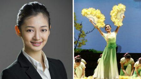 De la capital australiana a los escenarios del mundo como primera bailarina de Shen Yun