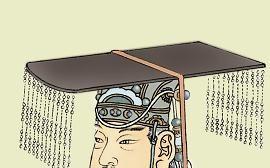 Historias chinas antiguas: relato sobre el emperador Shun