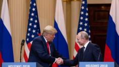 Trump se centra en la paz por sobre la política en la cumbre con Putin