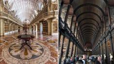 Si eres amante de los libros, te encantará esto: 8 hermosas bibliotecas de todo el mundo