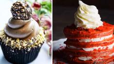 Estas 8 deliciosas recetas de los restaurantes de Dubai llevan a los postres a un nuevo nivel