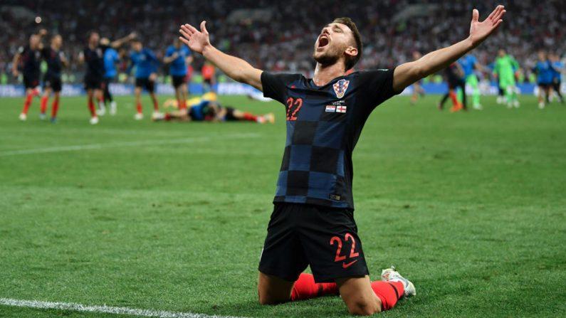 Resultado de imagen de Croacia 2 inglaterra 1