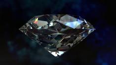 Asteroide originario de un planeta perdido se estrelló contra la Tierra, ¡y traía grandes diamantes!