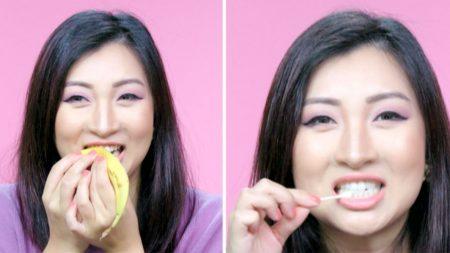 ¿Te gustaría lucir unos dientes más blancos? Aquí hay 4 maneras de blanquearlos en casa