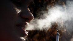 La nicotina es la que promueve la propagación del cáncer de pulmón al cerebro, señalan científicos