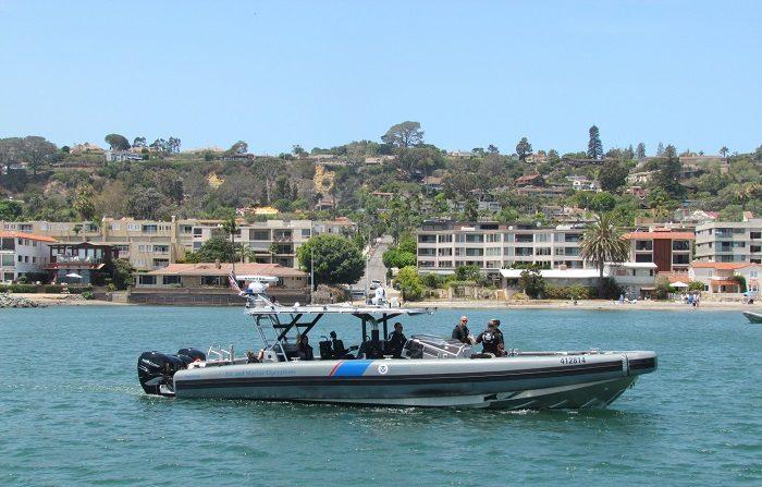 La Oficina de Aduanas y Protección Fronteriza (CBP) presentó hoy su nueva flotilla de modernas embarcaciones para combatir el contrabando marítimo en la frontera entre México y Estados Unidos. EFE