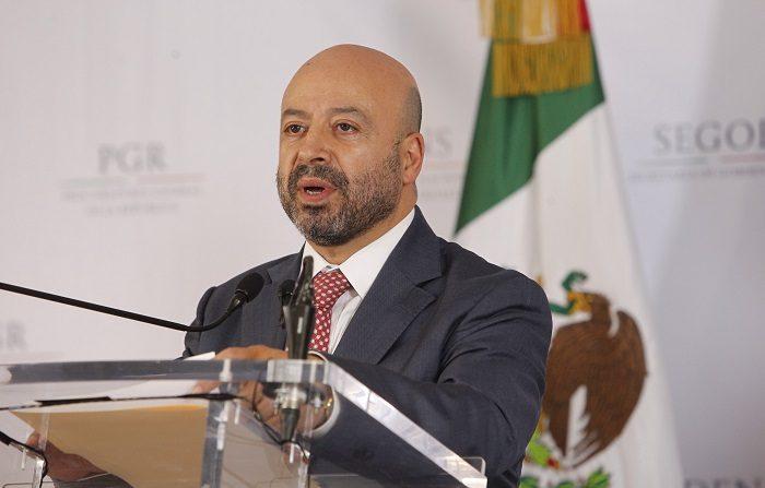 """Víctor Manuel """"N"""", alias comandante Viento o el Pantera 16 y considerado un líder del cártel del Golfo en el nororiental estado mexicano de Tamaulipas, fue detenido en el balneario de Puerto Vallarta, informaron hoy las autoridades. EFE/Archivo"""