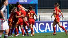 FÚTBOL (F) MUNDIAL SUB-20: 1-4. Un triplete de Patri Guijarro firma un brillante debut