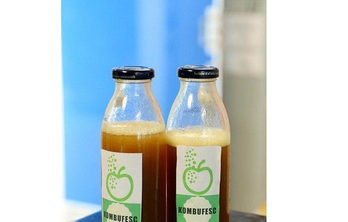 Una investigadora mexicana desarrolló una bebida fermentada que reduce los niveles de glucosa y presión arterial alta, dos características de la obesidad y la diabetes en México. EFE/UNAM